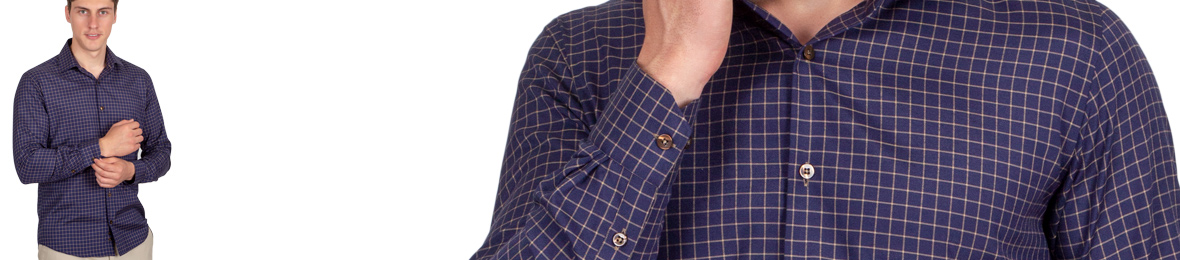 Men's Checkhered Shirts Models and Prices | Makrom
