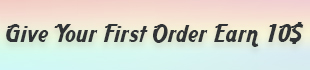 Give Your First Order