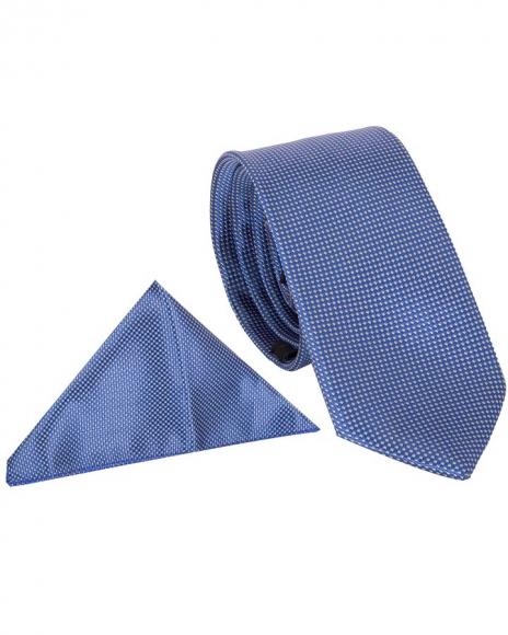 MAKROM - Checkered Design Premium Necktie KR 05 (1)