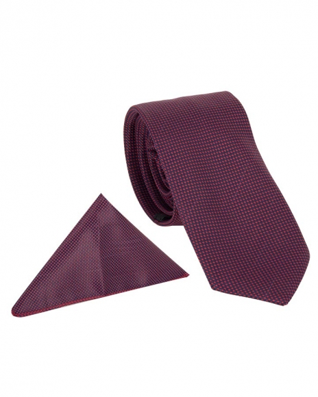 MAKROM - Checkered Design Premium Necktie KR 05
