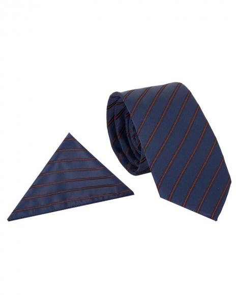 MAKROM - Classic Design Businec Necktie KR 04 (1)
