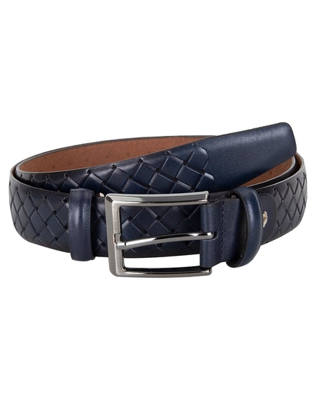 MAKROM - Classic Design Leather Belt B 12