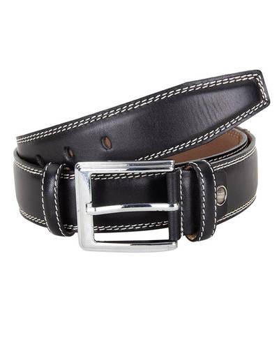 MAKROM - Double Ply Leather Belt B 30