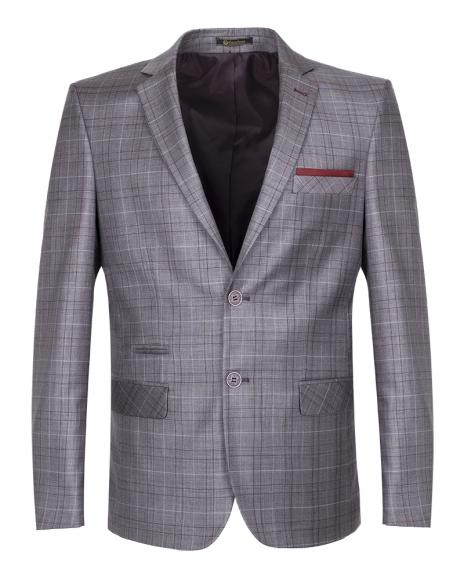 OSCAR BANKS - Checkhered Blazer J 149 (Thumbnail - )