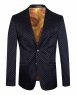 Blazer with Textured Fabric J 215 - Thumbnail