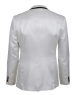 Quality Mens White blazer J 218 - Thumbnail