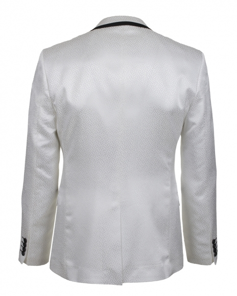 Oscar Banks - Quality Mens White blazer J 218 (1)