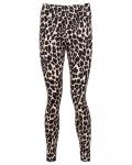 Leopard Printed High Waist Women Leggings TY 009 - Thumbnail