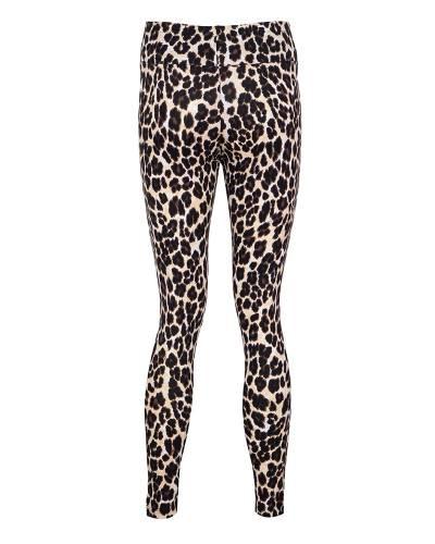 MAKROM - Leopard Printed High Waist Women Leggings TY 009 (1)
