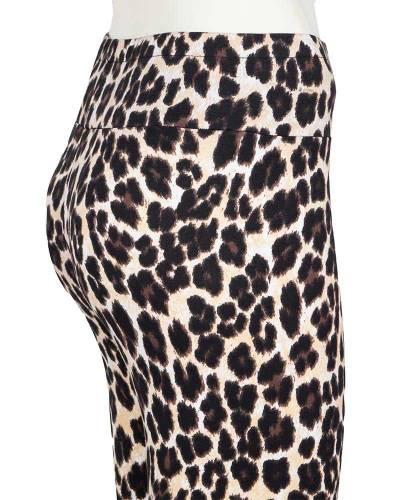 Leopard Printed High Waist Women Leggings TY 009