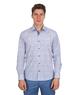 Long Sleeved Floral Mens Shirt SL 6681 - Thumbnail