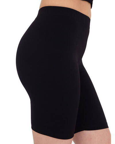 MAKROM - Luxury Black Standart Womens Leggings TY 006 (1)