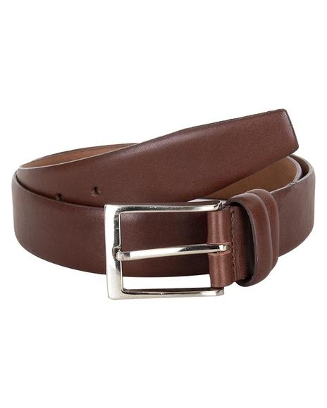 MAKROM - Luxury Classic Design Leather Belt B 10