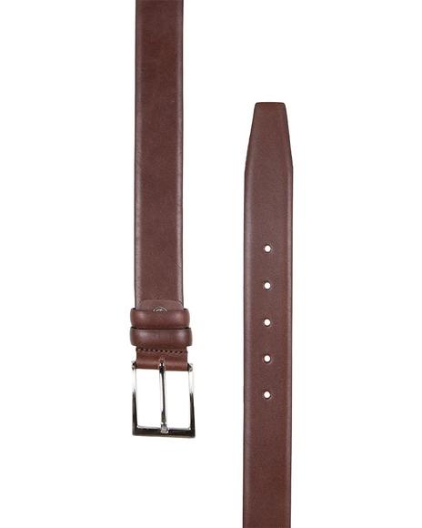 MAKROM - Luxury Classic Design Leather Belt B 10 (1)