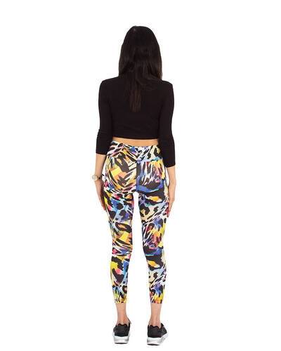 MAKROM - Luxury Colored Womens Leggings TY 003 (1)
