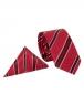 Luxury Diamond and Striped Design Business Necktie KR 08 - Thumbnail