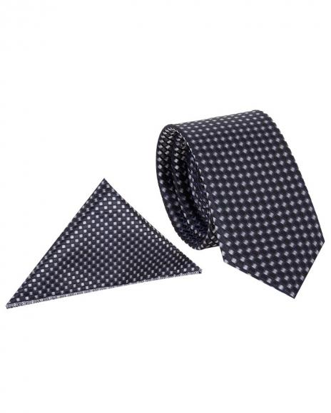 MAKROM - Luxury Diamond Design Quality Necktie KR 10
