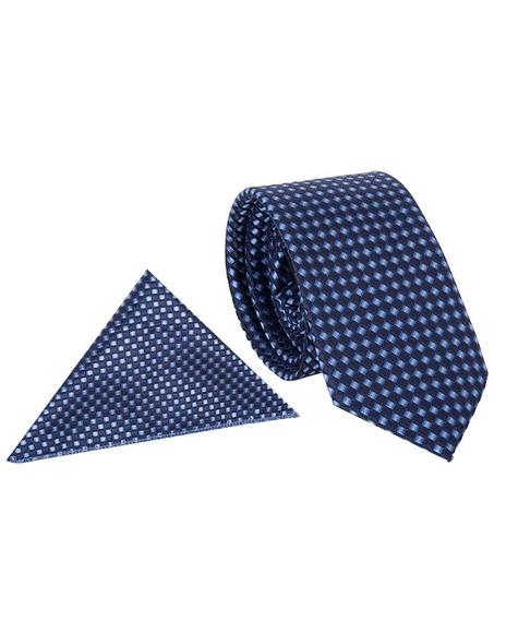 MAKROM - Luxury Diamond Design Quality Necktie KR 10 (Thumbnail - )