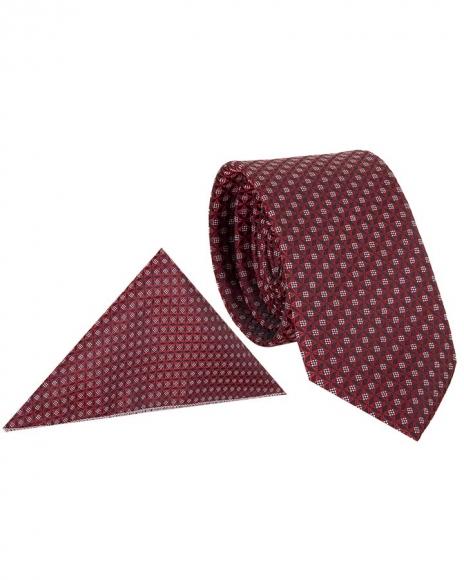MAKROM - Luxury Diamond Textured Premium Necktie KR 17 (1)