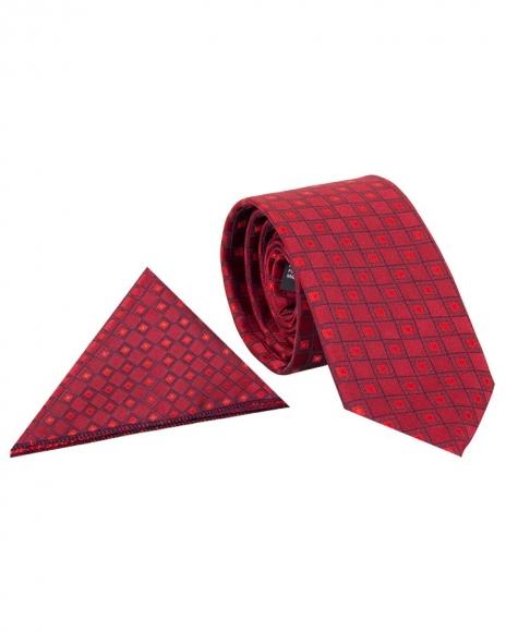 MAKROM - Luxury Diamond Textured Quality Necktie KR 16
