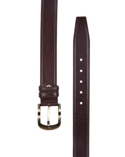 MAKROM - Luxury Double Ply Leather Belt B 27 (1)