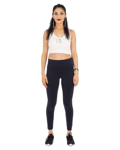 MAKROM - Luxury High Waist Womens Leggings TY 007