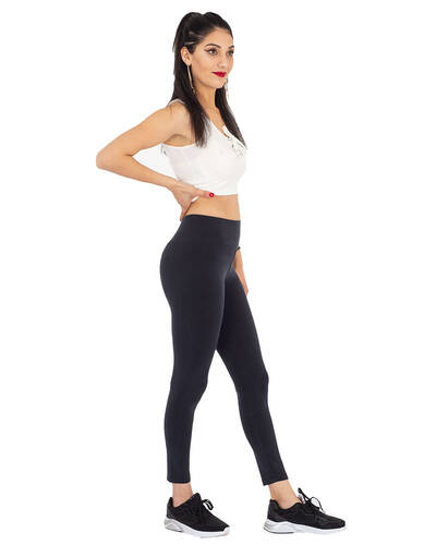 MAKROM - Luxury High Waist Womens Leggings TY 007 (1)