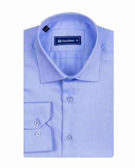 Luxury Long Sleeved Classical Cotton Mens Shirt SL 6418