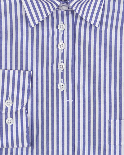 MAKROM - Luxury Makrom Striped Womens Shirt LL 3316 (1)