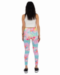 Luxury Multicolored High Waist Leggings TY 005 - Thumbnail