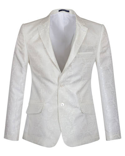 Oscar Banks - Luxury Oscar Banks Mens Blazer J 282 (Thumbnail - )