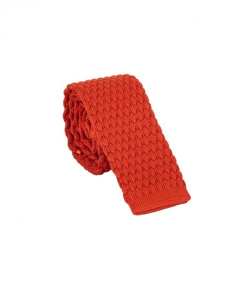 MAKROM - Luxury Plain Design Colorful Knitted Necktie KR 24 (1)