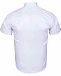 Luxury Plain Short Sleeved Shirt SS 6084 - Thumbnail