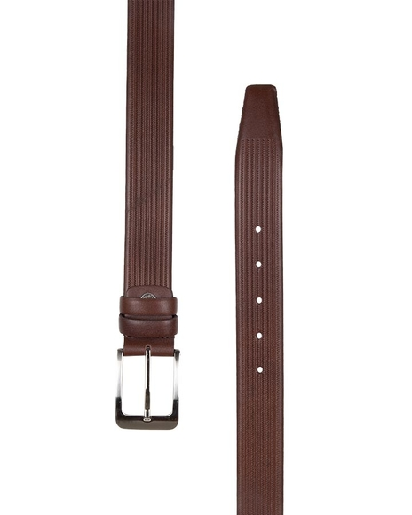 MAKROM - Luxury Poly Ply Leather Belt B 17 (1)