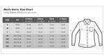 Luxury Printed Mens Satin Shirt SL 7095 - Thumbnail