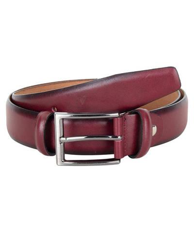 MAKROM - Luxury Regular Design Leather Belt B 26 (Thumbnail - )
