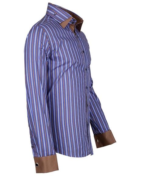 FRANCO GILBERTO - Luxury SL 5358 LONG Sleeved SHIRT (1)