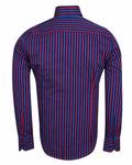 Luxury Striped Long Sleeved Shirt SL 5519 - Thumbnail
