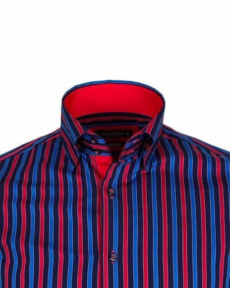 Luxury Striped Long Sleeved Shirt SL 5519