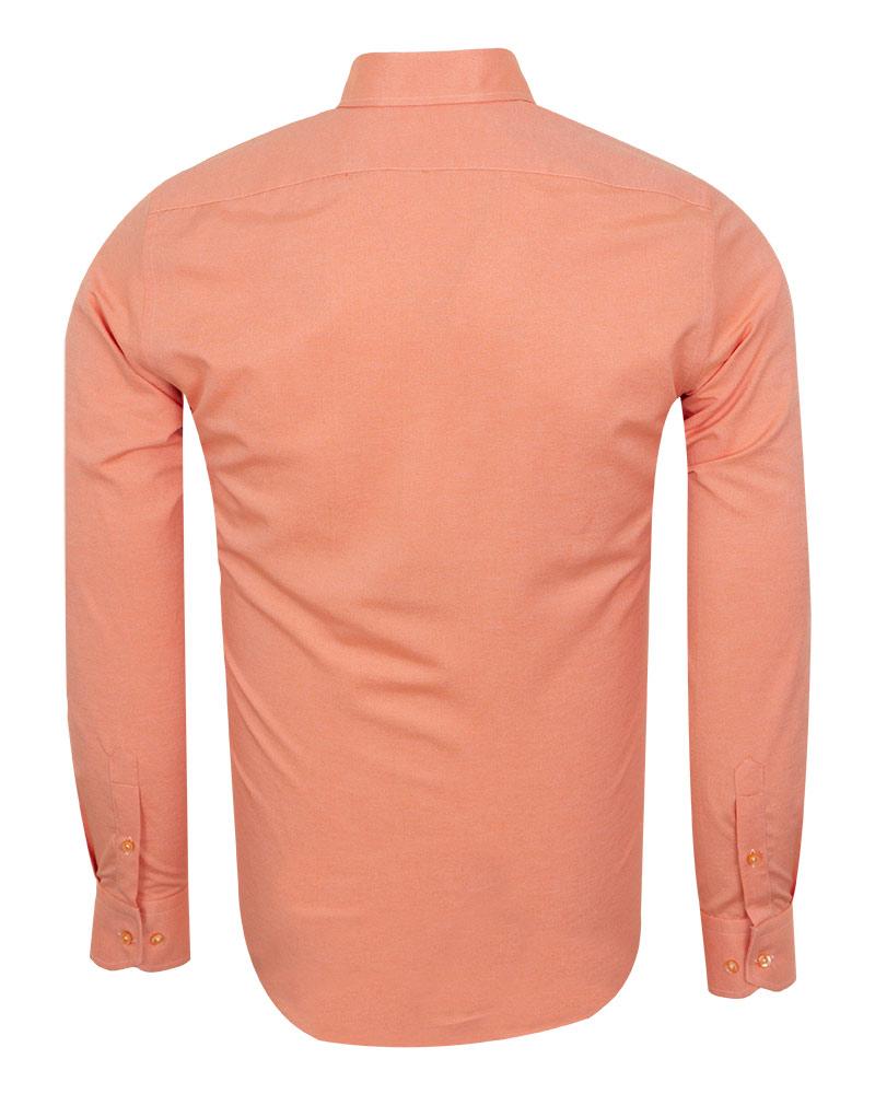 Luxury Textured Long Sleeved Shirt SL 7123