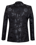 Luxury Textured Mens Blazer J 280 - Thumbnail