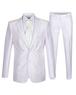 Luxury WS 62 WEDDING SUIT - Thumbnail