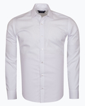 Oscar Banks Pure Cotton Mens Shirt SL 6898 - Thumbnail