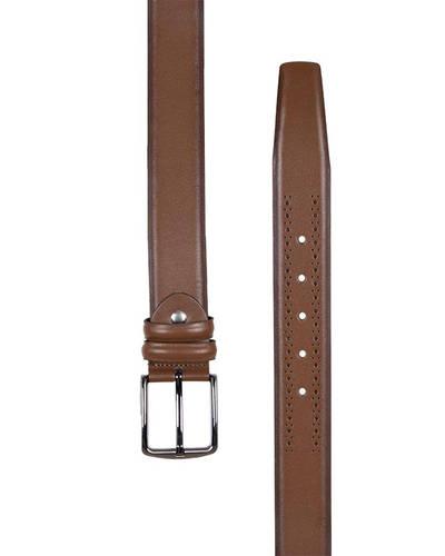 MAKROM - Patterned Leather Belt B 29 (1)