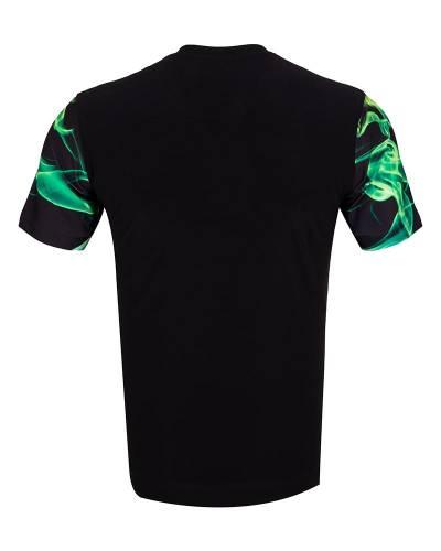 MAKROM - Patterns Printed Short Sleeved T.Shirt TS 1269 (1)