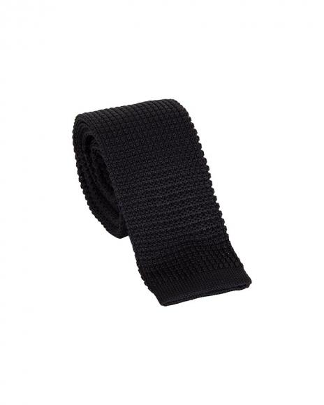MAKROM - Plain Design Classic Knitted Necktie KR 25