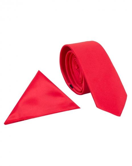 MAKROM - Plain Design Classical Necktie KR 03 (Thumbnail - )
