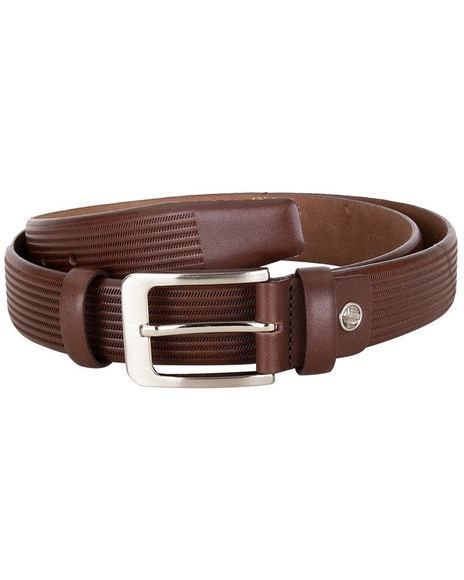 MAKROM - Poly Ply Leather Belt B 17