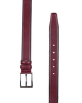 Regular Design Leather Belt B 26 - Thumbnail