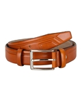 Single Ply Leather Belt B 19 - Thumbnail
